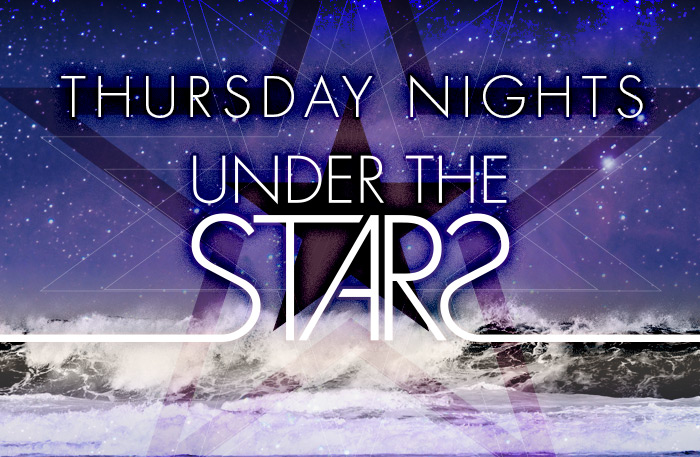 Santorini's Thursday nights under the stars